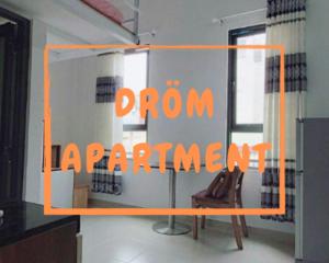 DRÖM Apartment - Phòng trọ giá rẻ Bình Thạnh
